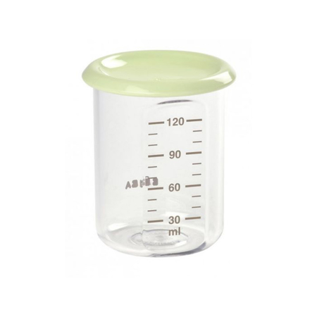 Beaba® Posodica z merico Light Green 120ml
