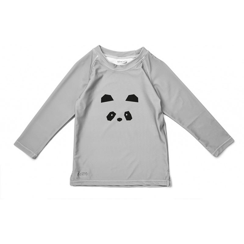 Liewood® Majica z UV zaščito Noah Dumbo Grey Panda