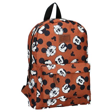Slika Disney's Fashion® Otroški nahrbtnik Mickey Mouse My Own Way Brown