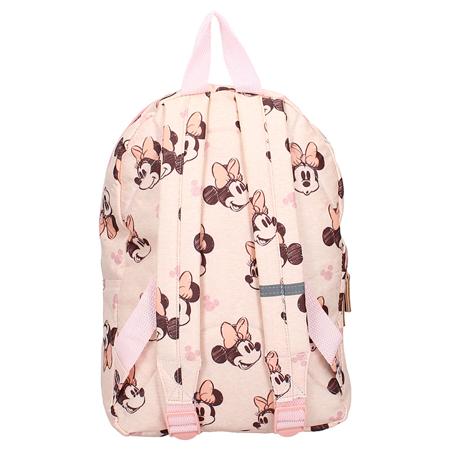 Disney's Fashion® Otroški nahrbtnik Minnie Mouse Rocking It Peach