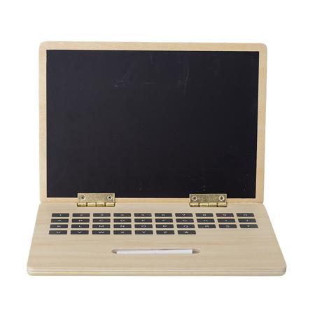 Slika Bloomingville® Moj prvi lesen računalnik