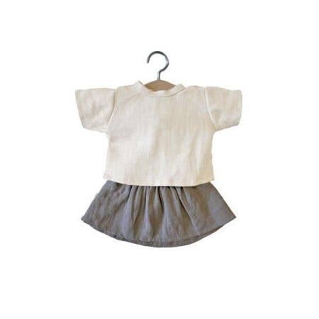Slika Minikane® Obleka za punčke Réjane 34cm