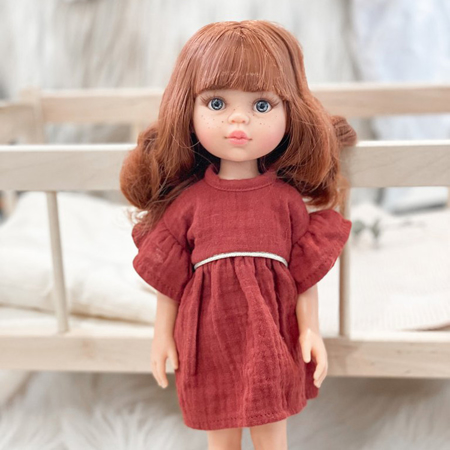 Minikane® Punčka Christi 32cm