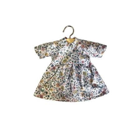Slika Minikane® Obleka za punčke Faustine Flowerly 32cm