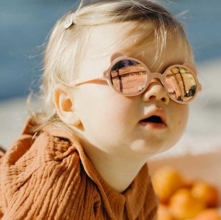 KiETLA® Otroška sončna očala Silver Blue 1-2L