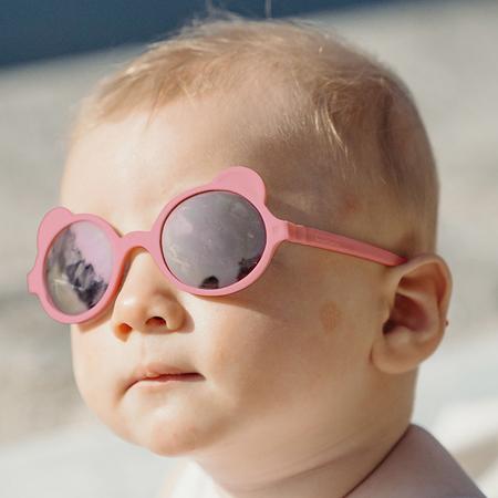 KiETLA® Otroška sončna očala Antik Pink 1-2L