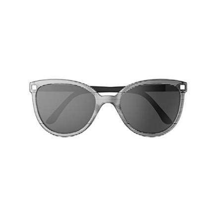 Slika KiETLA® Otroška sončna očala Stripe Buzz 6-9L
