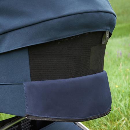Anex® Otroški voziček s košaro 2v1 L/Type (0-22kg) Shadow