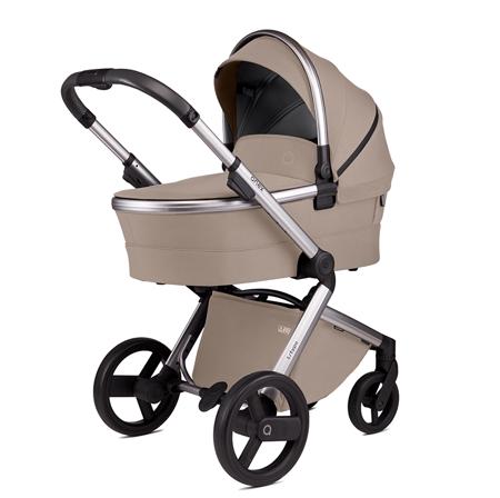 Slika Anex® Otroški voziček s košaro 2v1 L/Type (0-22kg) Flash