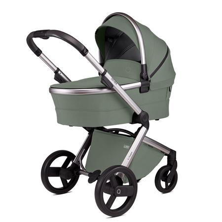 Slika Anex® Otroški voziček s košaro 2v1 L/Type (0-22kg) Pesto