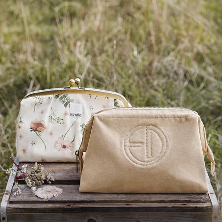 Elodie Details® Toaletna torbica Zip&Go Alcantara