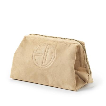 Slika Elodie Details® Toaletna torbica Zip&Go Alcantara