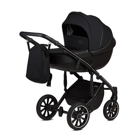 Slika Anex® Otroški voziček s košaro in nahrbtnikom 2v1 M/Type (0-22kg) Ink