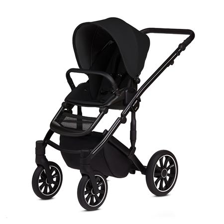 Anex® Otroški voziček s košaro in nahrbtnikom 2v1 M/Type (0-22kg) Ink