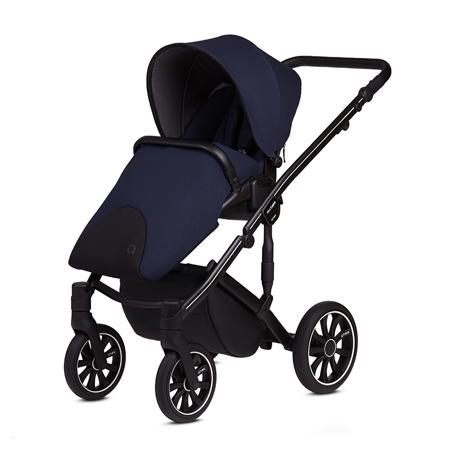 Anex® Otroški voziček s košaro in nahrbtnikom 2v1 M/Type (0-22kg) Splash