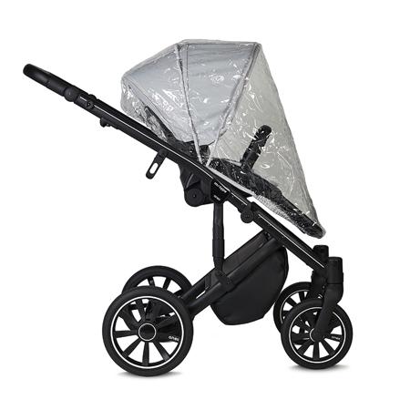 Anex® Otroški voziček s košaro in nahrbtnikom 2v1 M/Type (0-22kg) Inverse