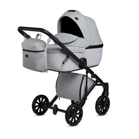 Slika Anex® Otroški voziček s košaro in nahrbtnikom 2v1 E/Type (0-22kg) Marble