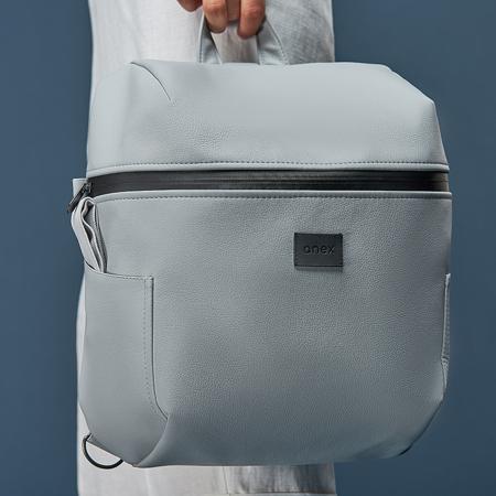 Anex® Otroški voziček s košaro in nahrbtnikom 2v1 E/Type (0-22kg) Marble