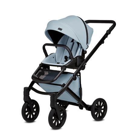 Anex® Otroški voziček s košaro in nahrbtnikom 2v1 E/Type (0-22kg) Crystal