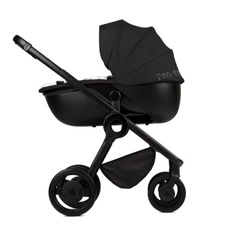 Anex® Otroški voziček s košaro 2v1 Quant (0-22kg) Steam