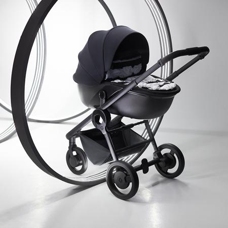 Anex® Otroški voziček s košaro 2v1 Quant (0-22kg) Lava