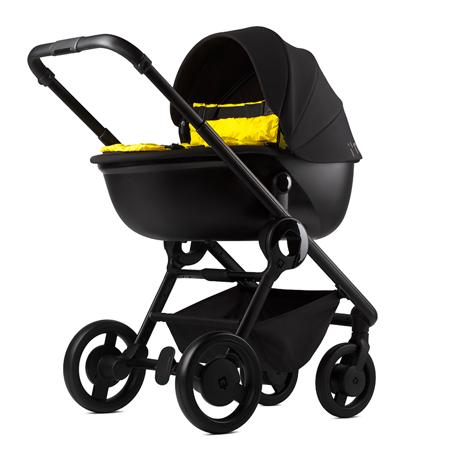 Anex® Otroški voziček s košaro 2v1 Quant (0-22kg) Flame