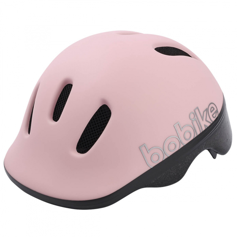 Bobike® Otroška čelada GO Cotton Candy Pink (XXS)