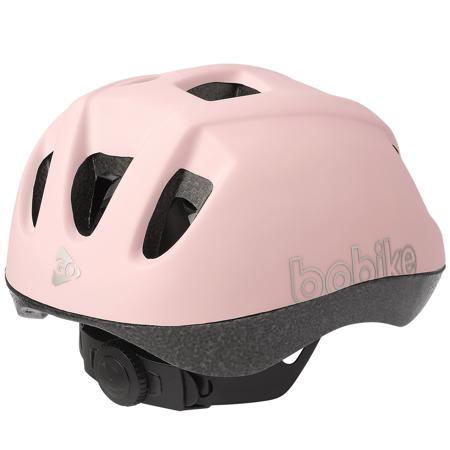 Bobike® Otroška čelada GO Cotton Candy Pink (S)