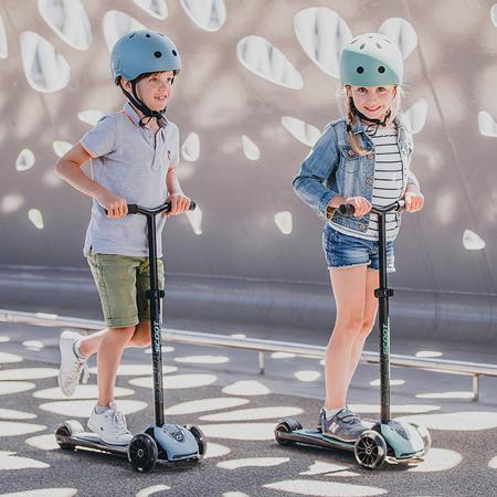 Scoot & Ride® Otroški skiro Highwaykick 5 LED Peach