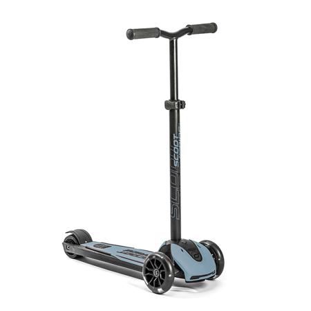 Scoot & Ride® Otroški skiro Highwaykick 5 LED Steel