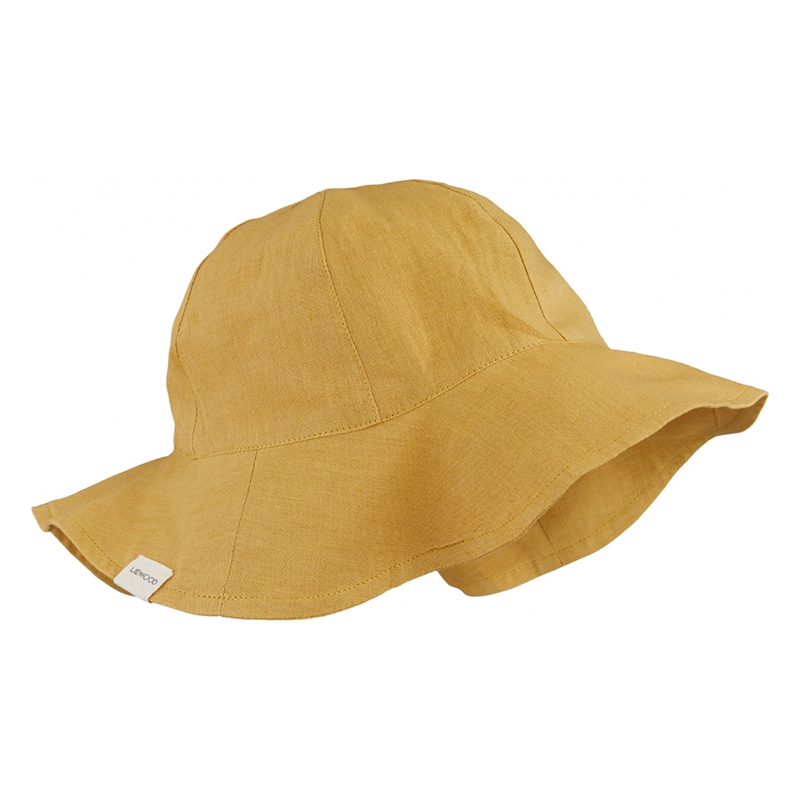 Liewood® Dorrit Klobuček z UV zaščito Yellow Mellow
