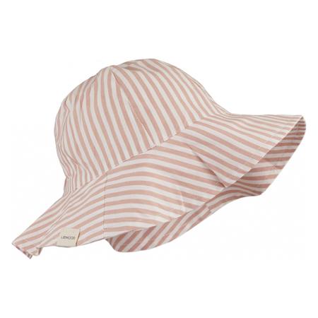 Slika Liewood® Amelia Klobuček z UV zaščito Coral Blush/Creme de la Creme