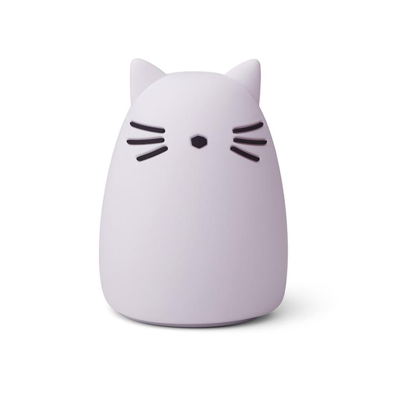 Liewood® Nočna lučka Winston Cat Light Lavender