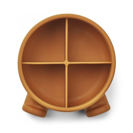 Liewood® Skrinjica za shranjevanje Murphy Mr. Bear Mustard