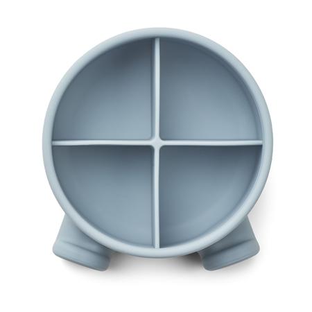 Liewood® Skrinjica za shranjevanje Murphy Mr. Bear Sea Blue