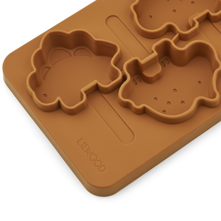 Liewood® Silikonski modelčki za sladoled Manfred Dino Peppermint Multi Mix