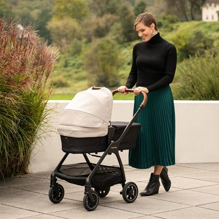 Nuna® Košara za novorojenčka Triv™ Timber