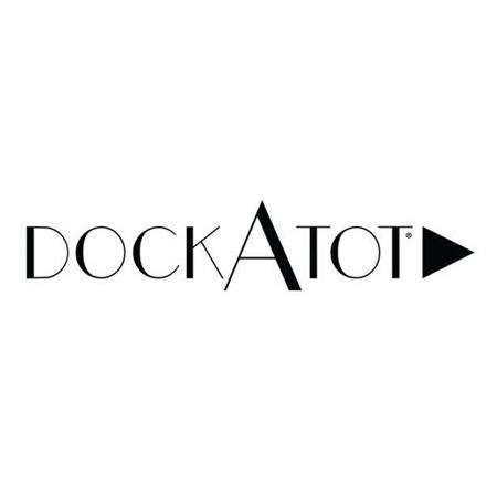 DockAtot® Večnamensko gnezdece Deluxe+ Ginger Chambray (0-8 m)