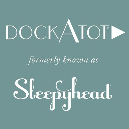 DockAtot® Večnamensko gnezdece Deluxe+ Ginger Shibori (0-8 m)