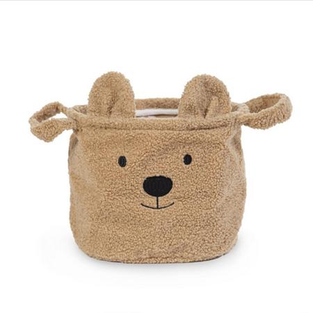 Slika Childhome® košara za igračke Teddy 25x20x20 cm