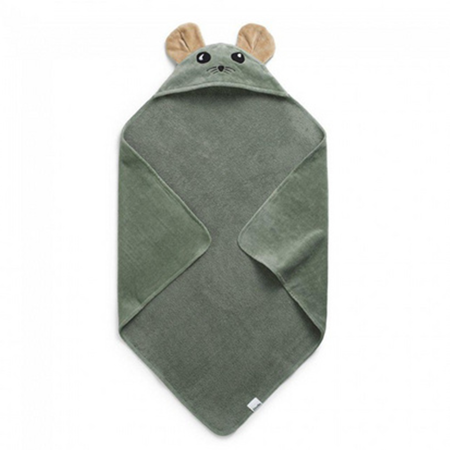 Slika Elodie Details® Brisačka s kapuco  Hazy Jade Max