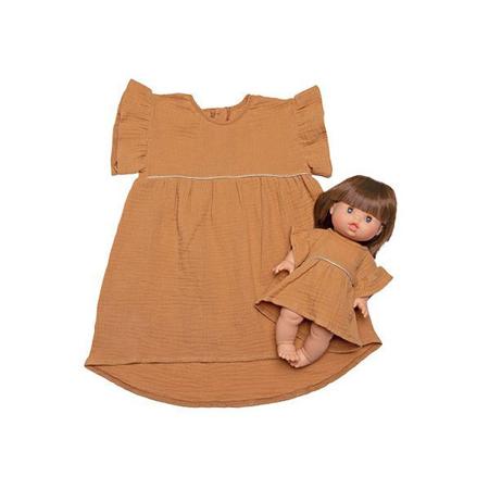 Slika Minikane® Komplet Duo Collection DAISY Camel