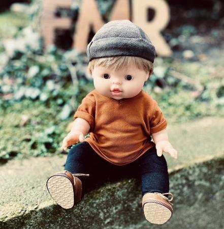 Minikane® Dojenček Achille 34cm