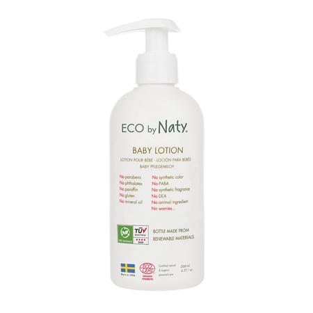 Slika Eco by Naty® Losjon za telo z aloe vero 200 ml