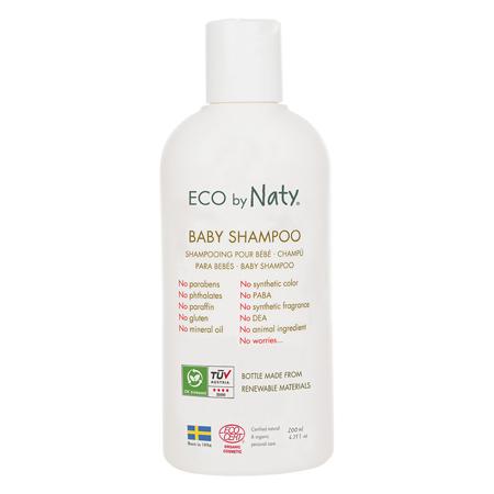 Slika Eco by Naty® Šampon z aloe vero 200 ml