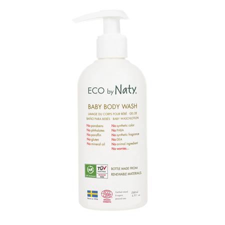 Eco by Naty® Tekoče milo z aloe vero 200 ml