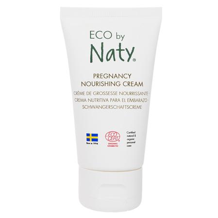 Slika Eco by Naty® Nosečniška hranilna krema 50 ml