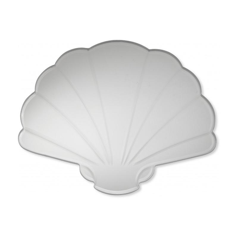 Konges Sløjd® Ogledalce v obliki školjkice Clam