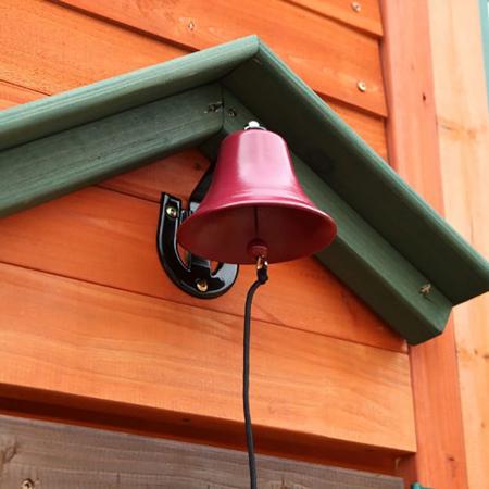 KidKraft® Zunanja hiška s toboganoma in gugalnicami Canyon Ridge