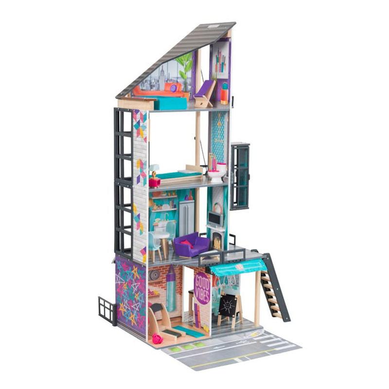 KidKraft® Hiška za punčke City Life